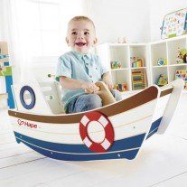 Schommelboot High Seas Rocker, Hape