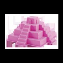 Zandvorm Maya tempel, Hape