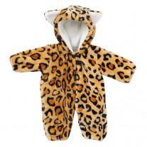 Onesie tijger pop 36-40 cm