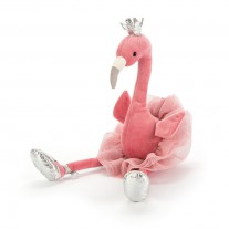 Fancy Flamingo, Jellycat