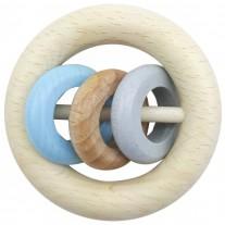 Rammelaar ringen blauw, Hess