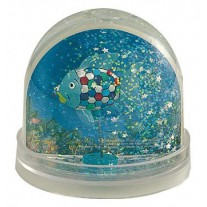 Glitter sneeuwbol De Mooiste Vis