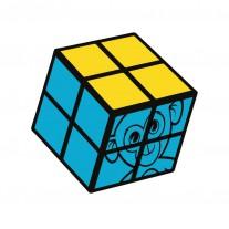 Rubik's kubus Junior 2 x 2, Jumbo