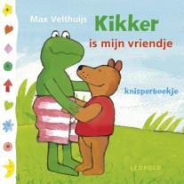 Kikker is mijn vriendje, knisperboekje