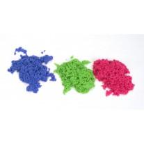 Kinetic Sand 3 kg rood-groen-blauw