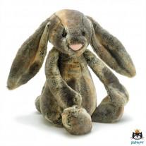 Knuffelkonijn Muffles, Jellycat Bashful XL