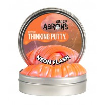 Neon Flash, Crazy Aarons thinking Putty