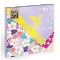 Origami violet, Mon Petit Art