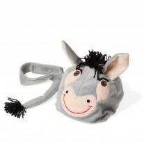 Dierenmuts en staart ezel, Oskar & Ellen
