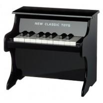 Speelgoed piano zwart, New Classic Toys