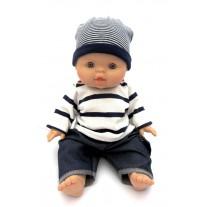 Babypop Bretonse jongen, Paola Reina