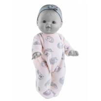 Kledingset Egel roze babypop 34 cm, Paola Reina