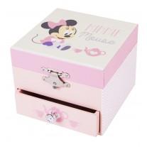 Muziekkistje Baby Minnie Mouse