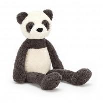 Panda S, Jellycat Slackajack