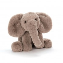 Smudge olifant M, Jellycat