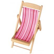 Strandstoel voor je pop, Goetz