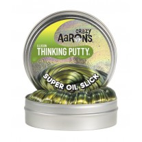Super Oil Slick, Crazy Aarons Illusions thinking Putty