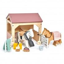 Paardenstal, Tender Leaf Toys