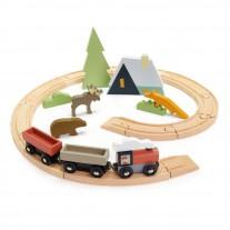 Treinset Treetops, Tender Leaf Toys