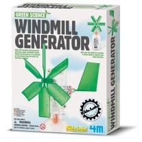 Windmolengenerator, 4M KidzLabs