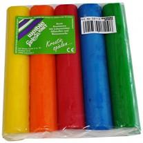 Fantasieklei 5 kleuren 500 gram, Weible