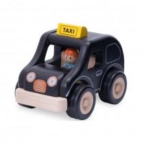 Houten taxi, Wonderworld