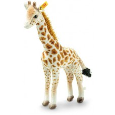 Magda Massai giraffe, Steiff National Geographic