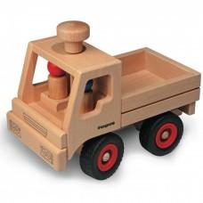 Bestuurbare vrachtwagen, Fagus