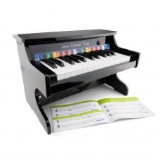 E-piano zwart, New Classic Toys