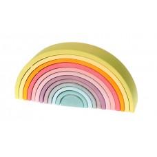 Grote houten regenboog pastel, Grimm's