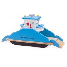 Houten veerboot, New Classic Toys