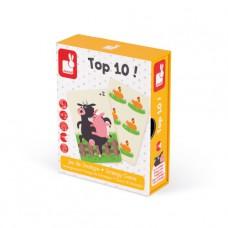Top 10! spel, Janod
