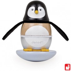 Stapeltuimelaar pinguin, Janod