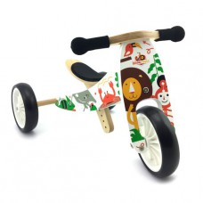 Tiny Tot 2-in-1 loopfiets Makii, Kinderfeets