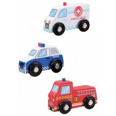 Voertuigen hulpdiensten, New Classic Toys