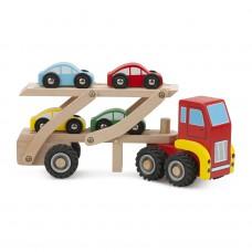 Houten oplegger, New Classic Toys