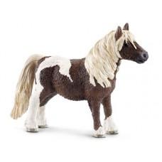 Shetland pony hengst, Schleich