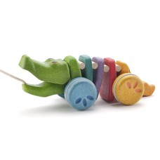 Dancing Alligator Rainbow, Plan Toys