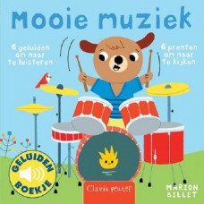 Mooie Muziek geluidenboekje