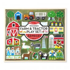 Speelset boerderij, Melissa & Doug