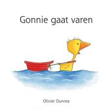 Gonnie gaat varen badboekje