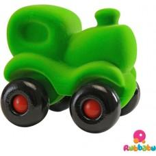 Kleine trein groen, Rubbabu