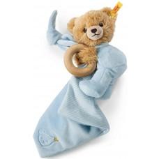 3-in-1 Slaap zacht beer blauw, Steiff3-in-1 Slaap zacht beer blauw, Steiff