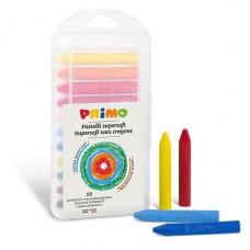 Driehoekige supersoft waskrijtjes, Primo