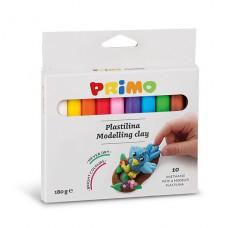 Klei 10 kleuren, Primo