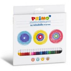 24 Minabella kleurpotloden, Primo