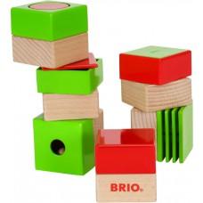 Sensory blokken, Brio