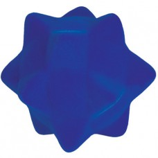 Soft touch bal blauw, Rubbabu