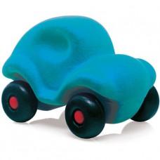 Kleine auto turquoise, Rubbabu