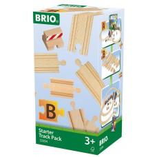 Starter Track Pack rails set B, Brio
